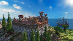 Carloman's Island - Spawn faction Minecraft