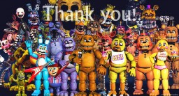 Five Nights At Freddy's Support Teaser Minecraft Blog Post