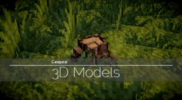 !DISCONTINUED! |[ v2.0 ]| 3D Models Pack - Official Conquest Add-on Minecraft