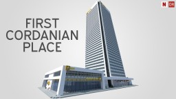 First Cordanian Place - Realistic Skyscraper Minecraft Project