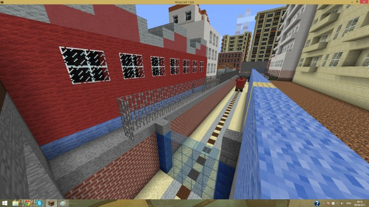Train Track Area 2