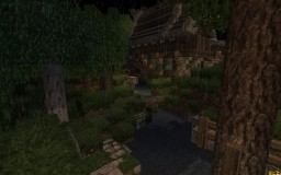 Medieval Refinery and Smeltery Minecraft Map & Project