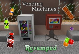 [1.7.10] [Forge] Vending Machines Revamped 1.1.0 Minecraft Mod