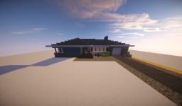 Modern | House | #4 Minecraft Project