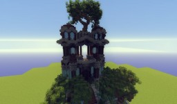 Qubion small plot Minecraft Project