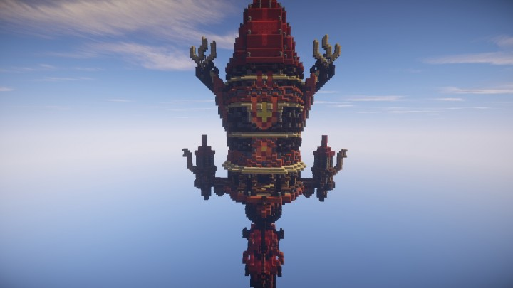 Torchlight Tower Minecraft Project