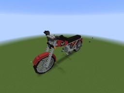 WENDT Fire - Motorcycle Minecraft