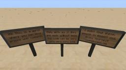 Command Block fun! Minecraft Map & Project