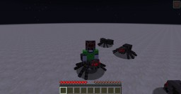 Spider Queen Vanilla Mod (1.9) Minecraft Project