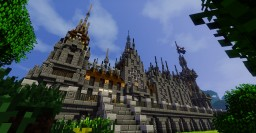 Chateau Lé Fabria Minecraft Map & Project