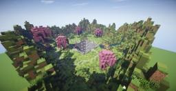 Prison Mine (Nature) Minecraft Map & Project