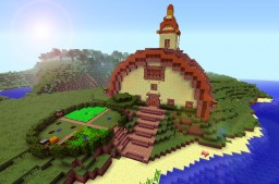 Sunshine Ranch Minecraft Map & Project
