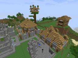 World of Minecraft 2.0 Alpha 1 Minecraft Map & Project