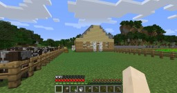production leather/wool weat farm. Minecraft Map & Project