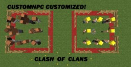 Clash of Clans MineCraft Edition