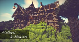 Medieval Vacation Home | A Blaizecraft Build Minecraft Map & Project