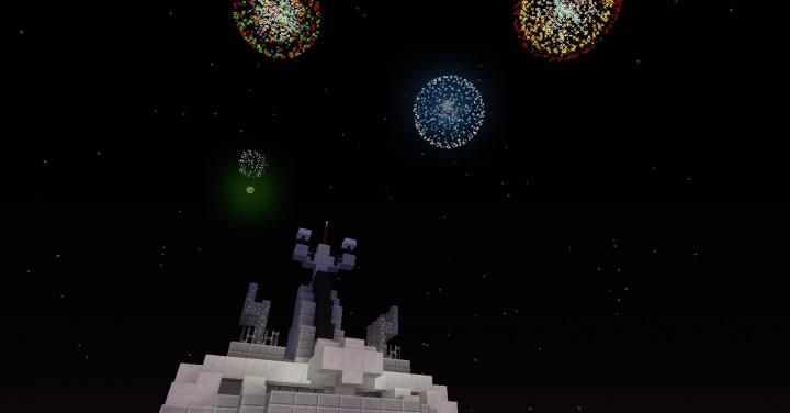 Working Firework Launcher