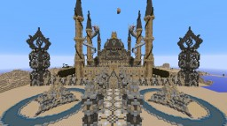 The Blue Mosque (Istanbul) Minecraft Map & Project