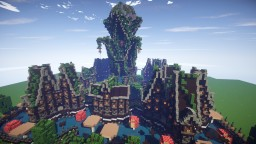 Minecraft Speed Build #1 Faction Spawn HD + Download Minecraft Project
