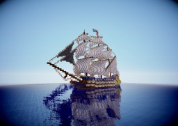Galleon Minecraft