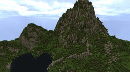 SunGold Mountain - Fantasy map Minecraft Project