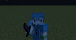 iiTems - The Ultimate PvP Pack (Black and Blue) Minecraft Texture Pack