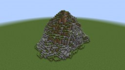 VoxelSniper :-: First TERRAIN with Voxel! Minecraft Map & Project