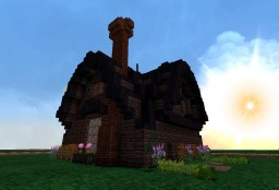 Cute Rustic Farm House Minecraft Map & Project