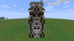 Medieval Tower Minecraft Map & Project