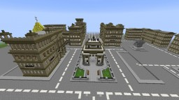 Moscow WW3 [STOP] Minecraft Map & Project