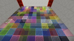 Animated Floors! - Turn your Lobby to a fun place! :D Minecraft