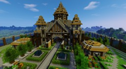 [Factions Spawn / Survival Spawn] Waldheim (Download) Minecraft Map & Project