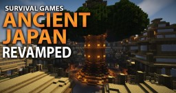 Survival Games: Ancient Japan Revamped Minecraft Map & Project