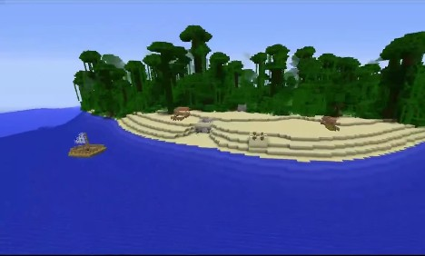 minecraft tsunami map download