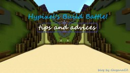 Hypixel's Build Battle - Tips and Advices, you need to know, for win! Minecraft Blog Post