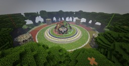 MineCraft Basic Hub [Download] Minecraft Project