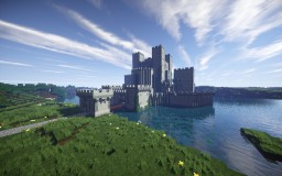 Camelot Castle Minecraft Map & Project