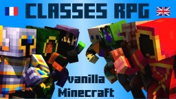 1.8 VANILLA MINECRAFT RPG CLASSES : Mana, Spellbooks, Custom Stuff ! Minecraft Project