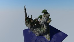Coalton off the Cliff Minecraft Map & Project