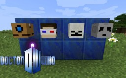 A Whovian texture pack