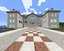 Belton Manor (Part 1)  Originally built in Belton UK back in the 17th century. Minecraft Map & Project