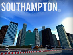 Southampton | A Realistic City (200 Sub Special) Minecraft Map & Project