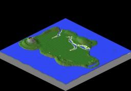 isla nublar (jurassic park) Minecraft Project
