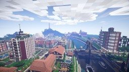 Jerryn's city Minecraft Map & Project