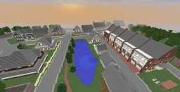 The Walking Dead Alexandria Minecraft Map & Project