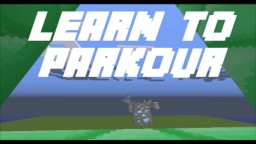 Learn To Parkour Minecraft Project