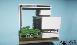 Lines || A Futuristic Estate Minecraft Map & Project