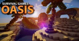 """Oasis - Survival Games PvP Map"" By Alpaka Minecraft Map & Project"