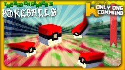 Pokéballs & Pokétraps with only one command block Minecraft Map & Project