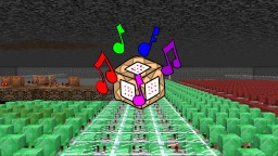 Realm Radio EDM pack (associated with Realm Radio core) Minecraft Map & Project